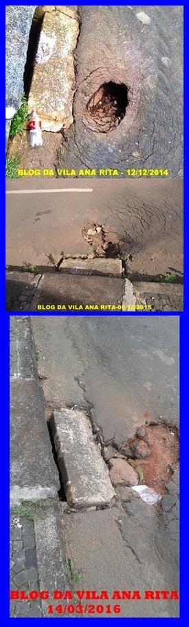 BUEIRO/BURACO