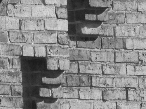 brick corbels