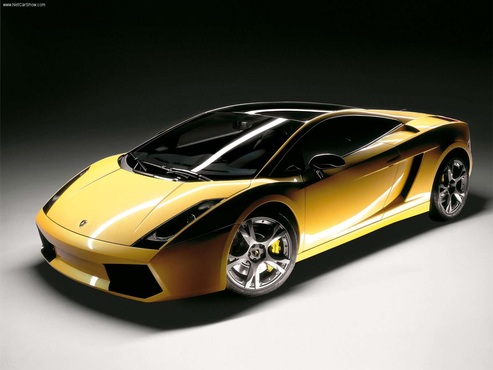 Hình ảnh siêu xe Lamborghini Gallardo SE 2005 & nội ngoại thất