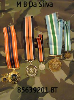 Mil Medals