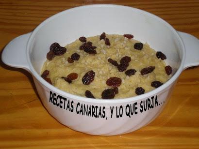 RECETAS CANARIAS, Y LO QUE SURJA ...