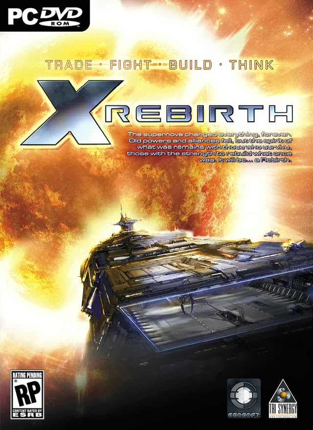 capa Download   Jogo X Rebirth RELOADED PC (2013)