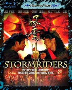 Phong Vân - The Storm Riders | Storm Warriors (1998) Poster