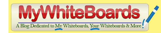 My White Board Blog