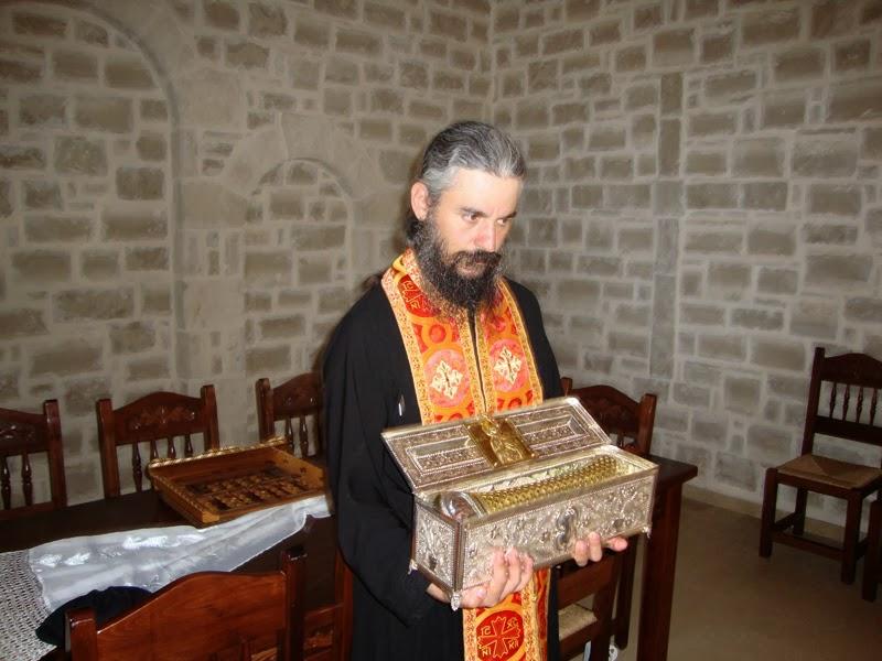Ιερό λείψανο της Αγίας Αναστασίας της Ρωμαίας στην Ιερά Μονή Γρηγορίου Αγίου Όρους http://leipsanothiki.blogspot.be/