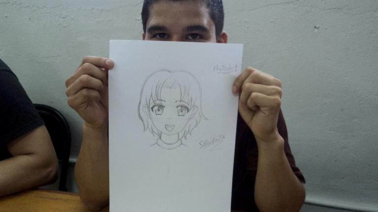 Taller de dibujo manga gratis