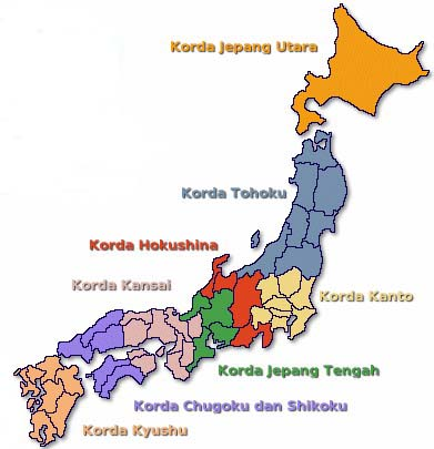 Map of Japan Cities Pictures  Map of Japan Cities