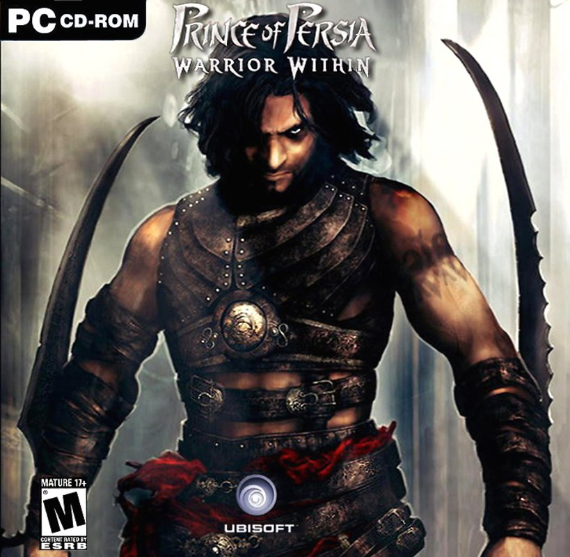 Prince Of Persia Warrior Within RIP