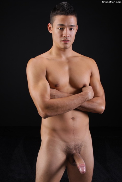 naked asian male models