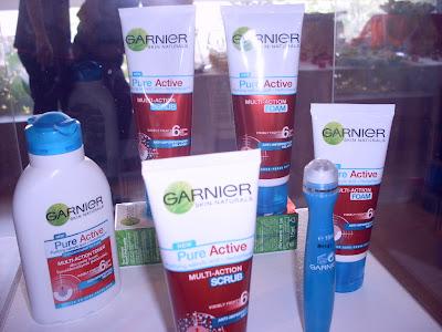 Antara produk Pure Active untuk wanita yang bakal ada di pasaran ...