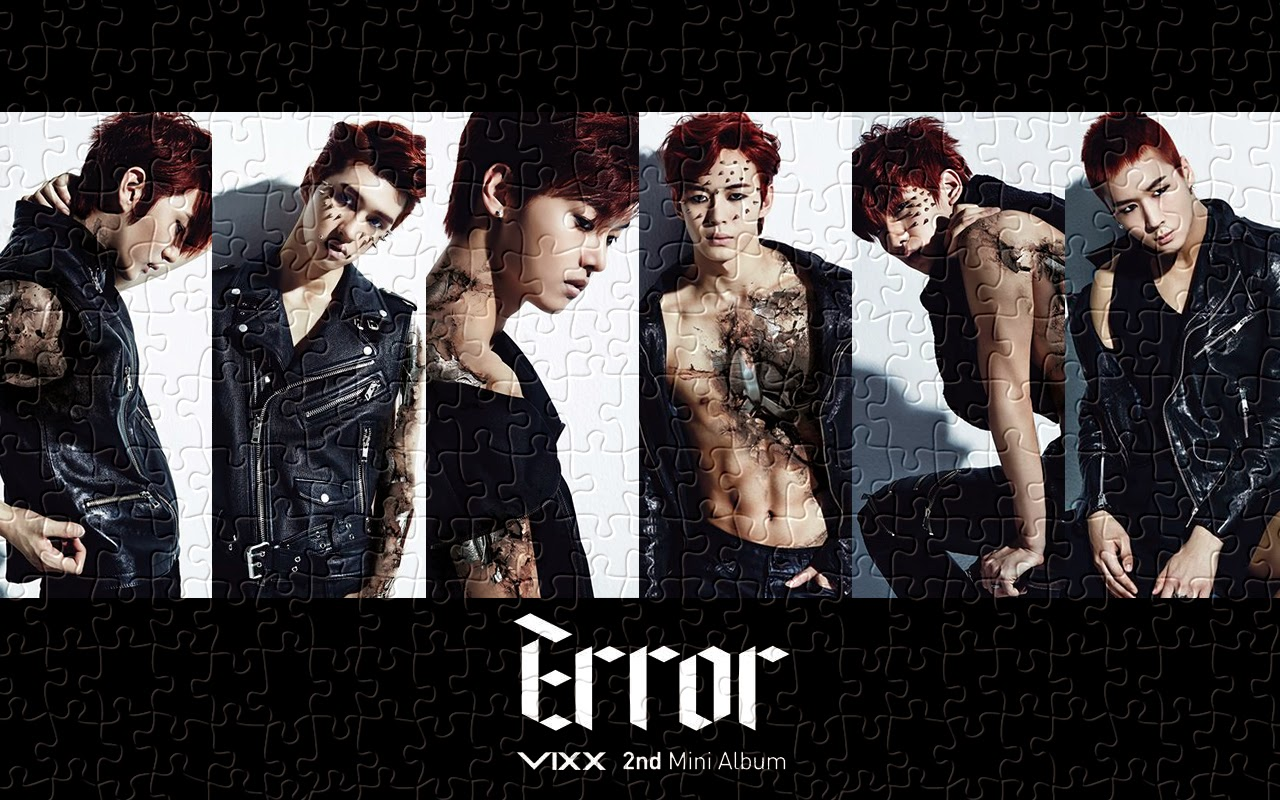 VIXX Error Album Review