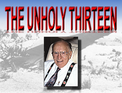 General Exon and the Unholy Thirteen
