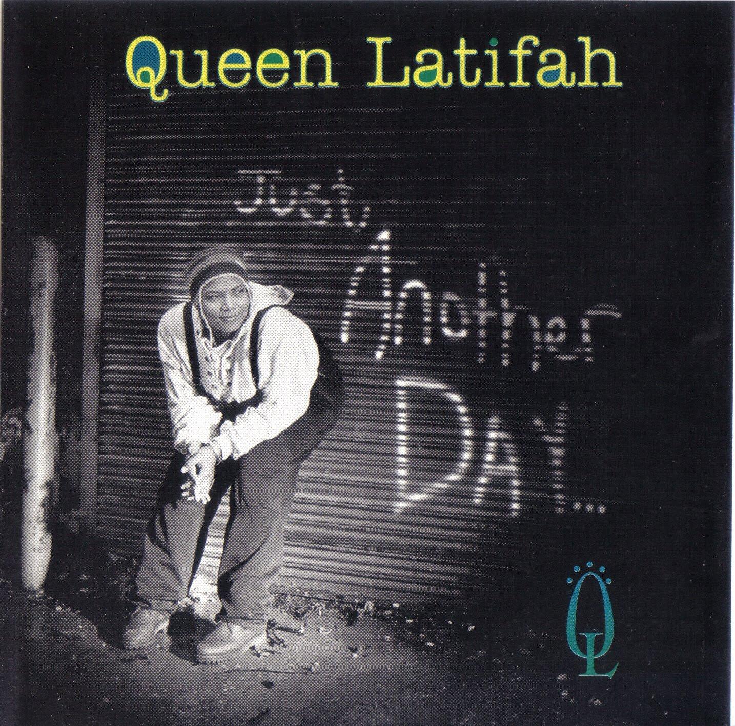 DJ RICHI.COM: QUEEN LATIFAH - JUST ANOTHER DAY CDM (1994 ...