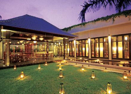 مطعم Seribu Rasa هو المكان الحقيقي الذي يمكن أن تتذوق فيه أغرب المأكولات الأندونيسية