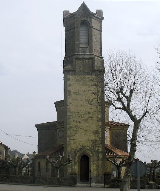 Iglesia de la Inmaculada Concepcion y San Julian en Mortera