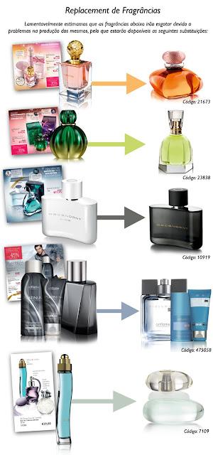 perfumes oriflame