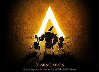 анонсирован проект Arcane Legends