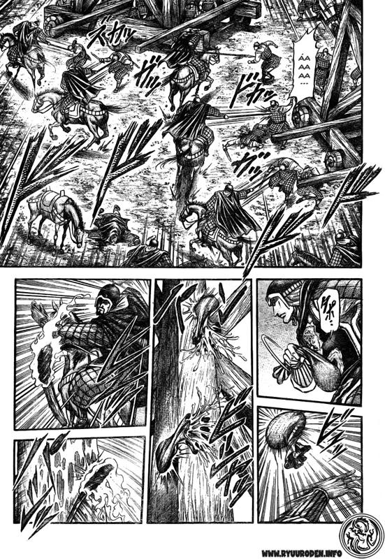 Chú Bé Rồng - Ryuuroden chap 176 - Trang 15