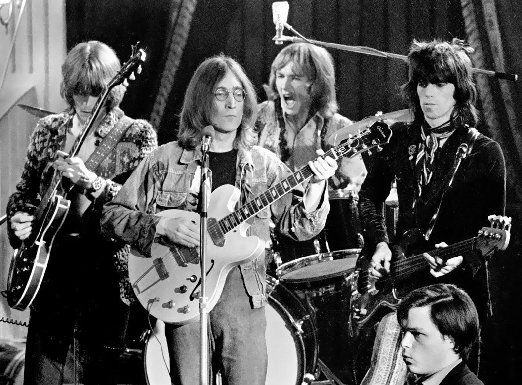 Eric Clapton - Page 2 Eric-Clapton-and-John-Lennon-and-Mitch-Mitchell-and-Keith-Richards