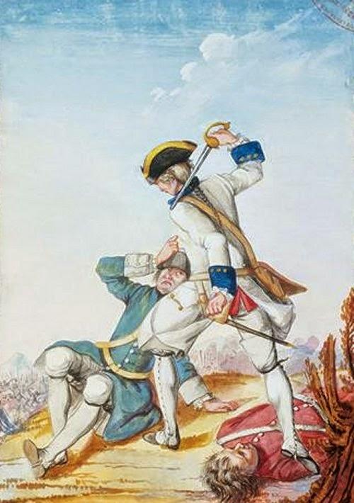 La Sarre Infanterie picture 1