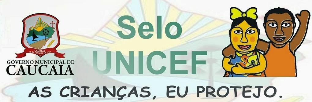Selo UNICEF Caucaia