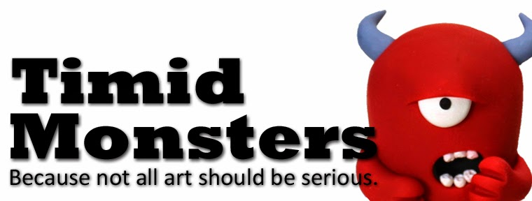 Timid Monsters by Trish Czech