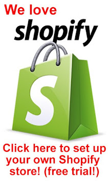 Shopify: best web store! Free trial!