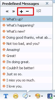 easy chat rooms with a smiley