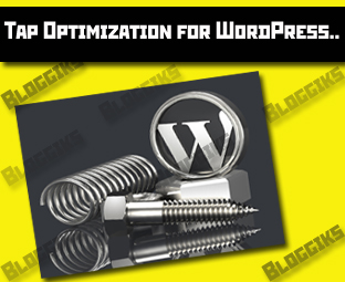 Tap Optimization for WordPress