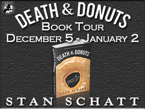 Death and Donuts Book Tour