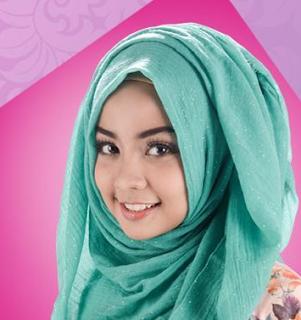 Pemenang Putri Muslimah Indonesia tadi malam