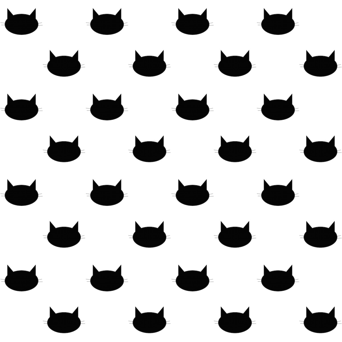 Free digital cat scrapbooking paper - ausdruckbares