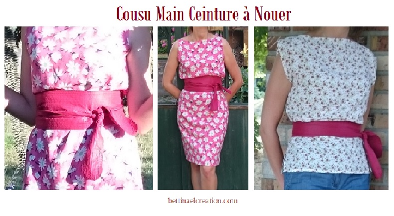 Bettinael passion couture made in france mes cousettes for A couture facile