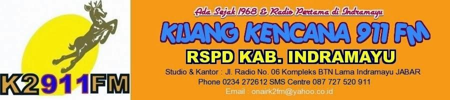 K2-911 FM | KIJANG KENCANA