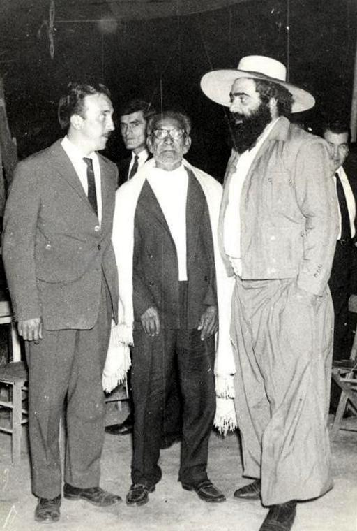 Julio Bazán, Rosendo Brizuela y Jorge Cafrune Zambita pa' Don Rosendo