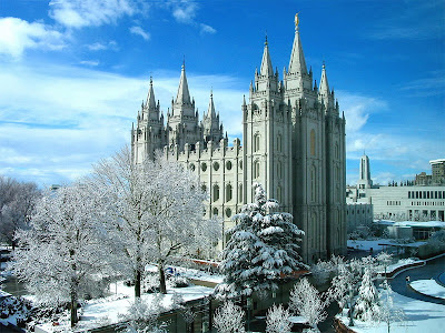 salt lake temple photos