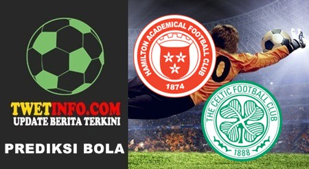 Prediksi Hamilton Academical vs Celtic