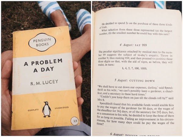 A Problem A Day Penguin Books