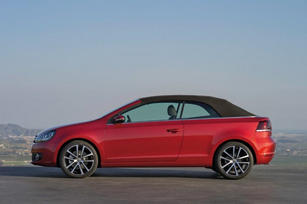 2012 Volkswagen Golf Cabriolet Review Car News And Show