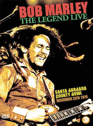 Bob Marley - Santa Barbara DVD-R - Torrent
