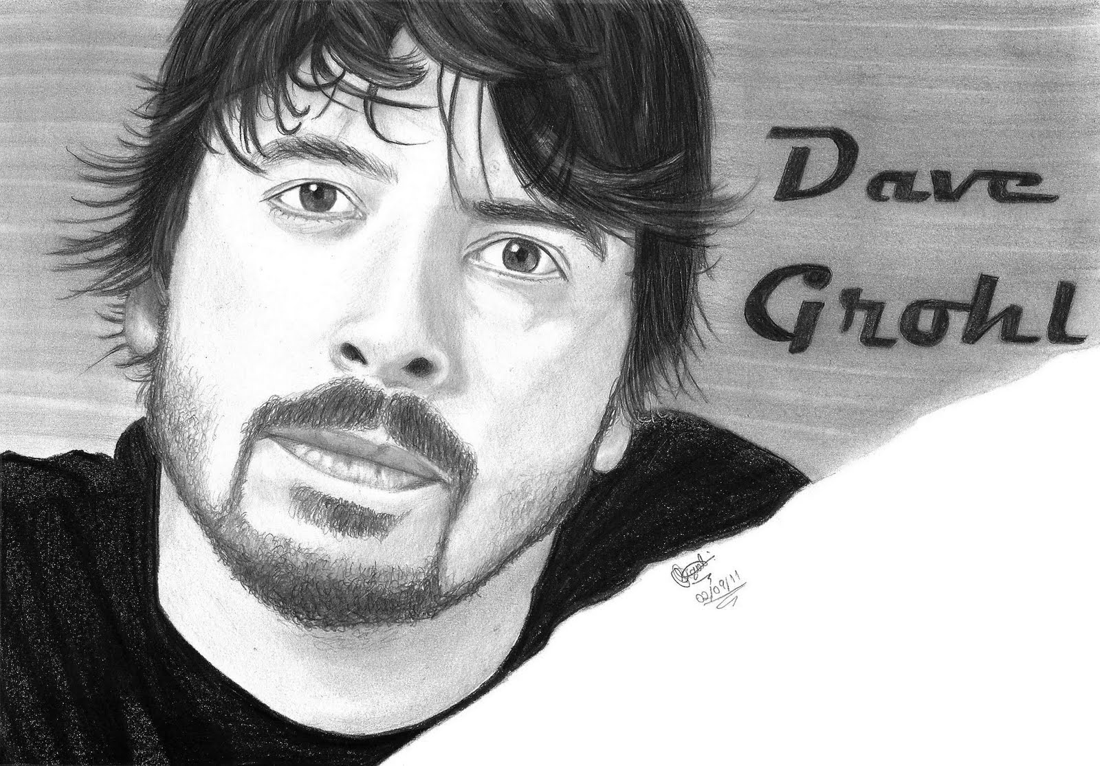 Dave Grohl, Vocalista Da Banda Foo Fighters;