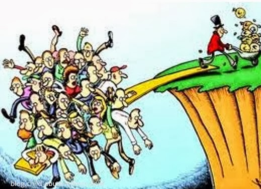 Will Income Inequality Take us Over the Cliff or be a Catalyst for Real Change?