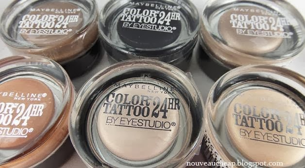 maybelline dare to go nude eyeshadow review-4 • My Cup of Tea
