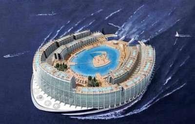 serba tujuh | 7 Proyek Pembangunan Dalam Air Yang Menakjubkan