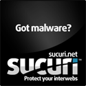 We highly recommend Sucuri Security