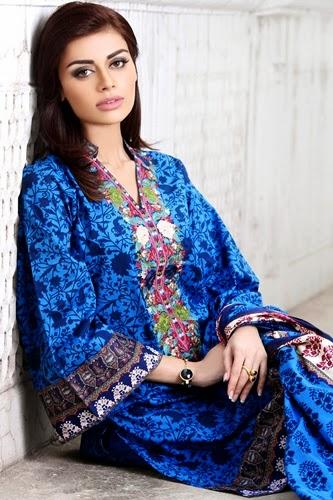 Khaadi 2-piece winter suits