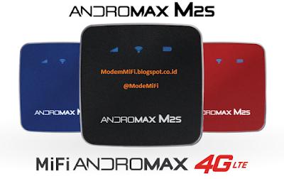 Andromax M2S Smartfren 4G LTE