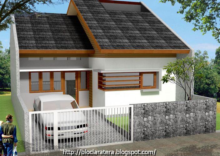 Contoh Atap Rumah Minimalis 1 Lantai 2015 Rumah Minimalis 2015