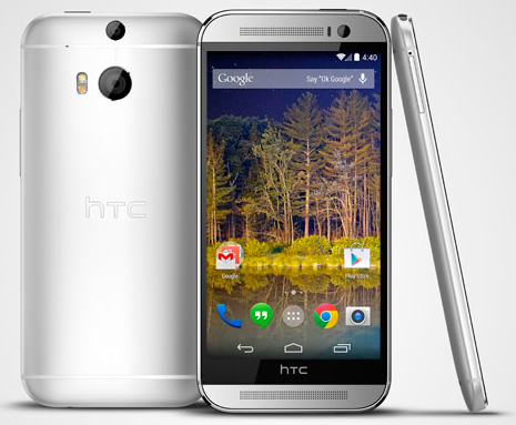 HTC One M8 5-Inch Android 4.4 Smartphone