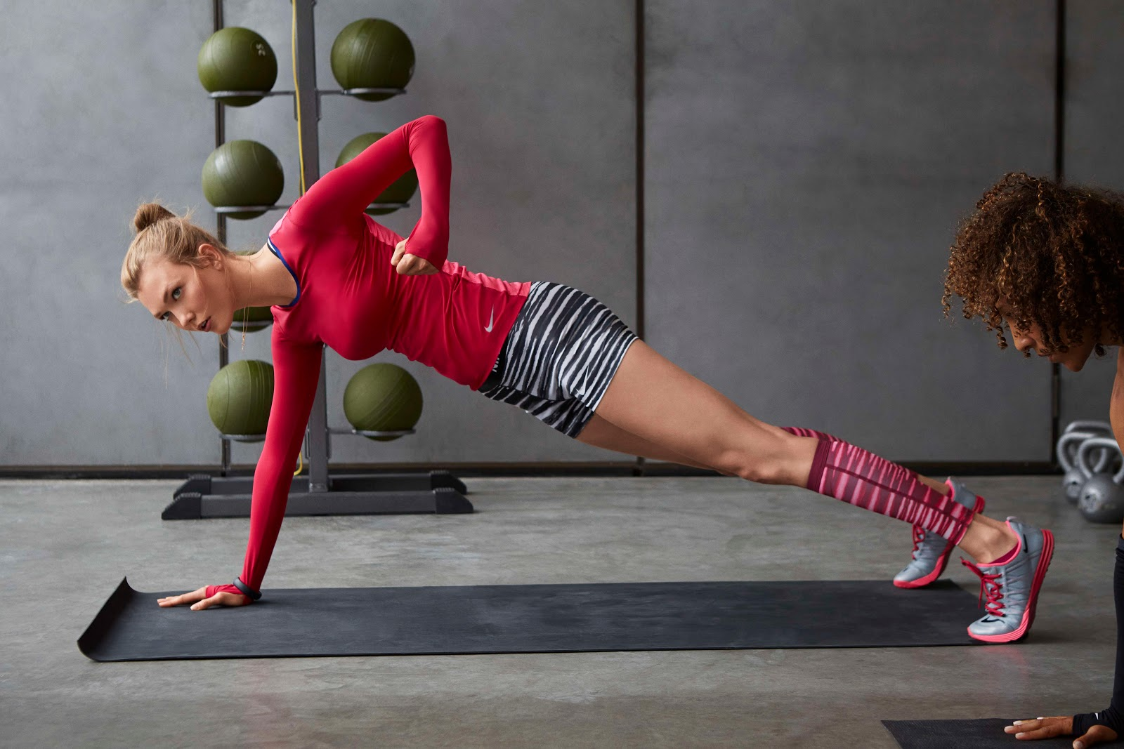Nike Studio Trainer  Blue Training Shoes